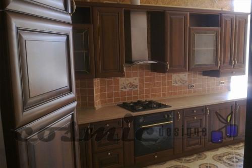 кухни из дерева симферополь